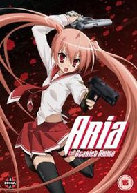 Aria The Scarlet Ammo - (Import DVD)