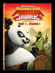 Kung Fu Panda: Legend Of Awesomeness Good Croc, Bad Croc (DVD)
