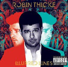 Thicke, Robin - Blurred Lines (CD)