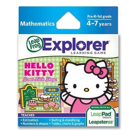 LeapFrog - Explorer Game - Hello Kitty