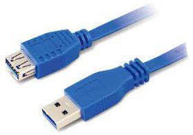 Unitek Y-C414 - USB3.0 AM to AF Cable - 1.5M