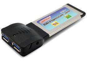 Unitek Y-9331 - USB 3.0 Express Card