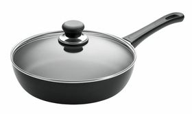 Scanpan - Classic Saute Pan With Lid - 26cm