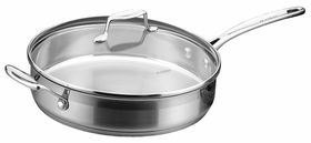 Scanpan - Impact 3.2 Litre Covered Saute Pan - 28cm