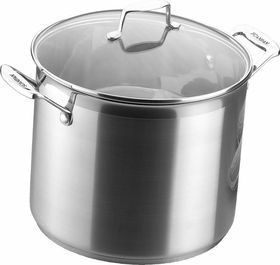 Scanpan - Impact 7.2 Litre Stock Pot - 24cm