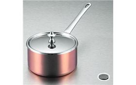 Scanpan - Maitre D' 900ml Mini Covered Saucepan - 14cm
