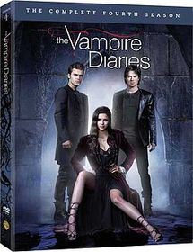 Vampire Diaries Season 4 (DVD)