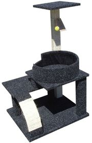 Scratzme - Feline Fortress Scratching Post