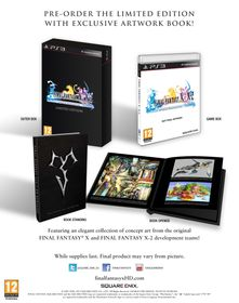 Final Fantasy 10/10-2 HD Limited Edition (PS3)