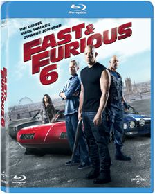 Fast & Furious Part 6 (Blu-ray)