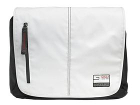 Golla Street Ace 16 Inch Laptop Bag - White