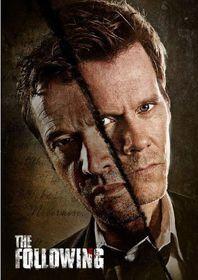 The Following Season 1 (DVD)