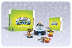 Skylanders Swap Force Starter Pack (3DS)