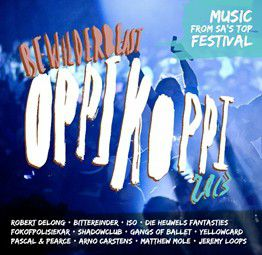 Oppikoppi - Bewilderbeast 2013 - Various Artists (CD)
