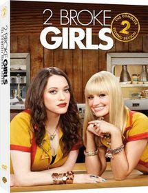 2 Broke Girls Season 2 (DVD)