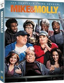 Mike & Molly Season 3 (DVD)