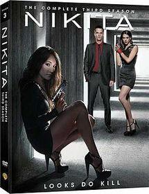 Nikita Season 3 (DVD)