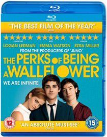 Perks of Being a Wallflower (Import Blu-ray)