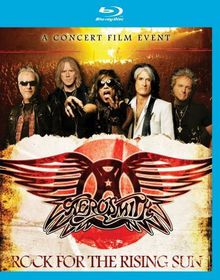 Aerosmith: Rock For The Rising Sun - (Import Blu-ray)