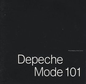 Depeche Mode - 101 Live (CD)