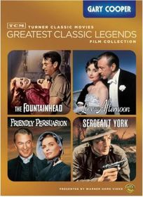 Tcm Greatest:Legends Gary Cooper - (Region 1 Import DVD)