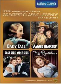 Tcm Greatest:Legends Barbara Stanwyck - (Region 1 Import DVD)