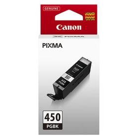 Canon PGI-450PGBK Ink Printer Cartridge - Black