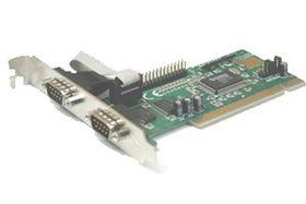 Chronos PCI 2Port Serial Card Low Profile(Mp9835Lnr2)