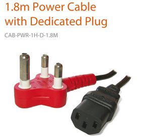 Linkqnet 1.8m Single Headed Dedicated Power Cable