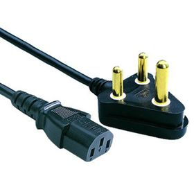 Linkqnet Single Headed Dedicated Power Cable - 4m