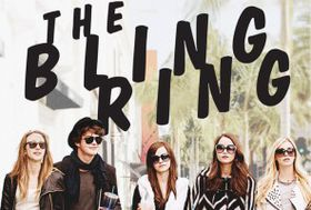 The Bling Ring - (Region 1 Import DVD)