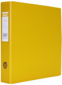 Bantex Lever Arch File A4 40mm File - Yellow