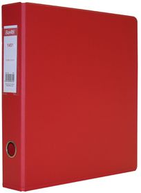 Bantex Lever Arch File A4 40mm File - Red