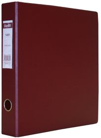 Bantex Lever Arch File A4 40mm File - Burgundy