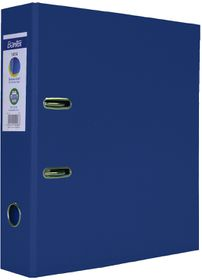 Bantex Lever Arch Polypropylene A4 70mm - Dark Blue