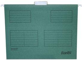 Bantex Suspension File A4 - Dark Green (Pack of 25)