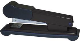 Bantex Metal Medium Half Strip Office Stapler - Black