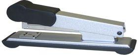 Bantex Metal Large Full Strip Office Stapler - Silver