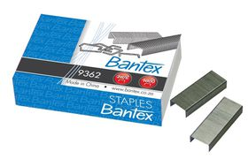 Bantex Staples No.56 (26/6) 1000 Staples