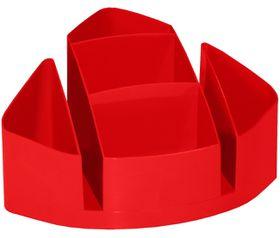 Bantex Desk Organiser - Red