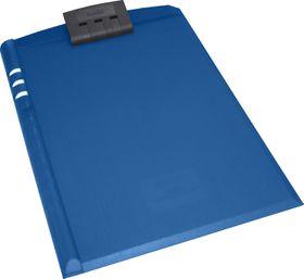 Bantex A4 Plastic Clipboard - Blue