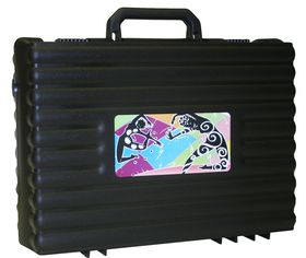 Bantex Casey 2 38cm Utility School Case - Black