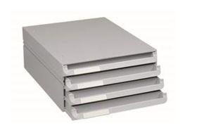 Bantex Texo Modular Storage System - 4 Drawer