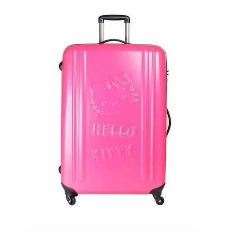 ec5143d9d0 Hello Kitty Rock  N Roll Suitcase 29 Inch - Pink