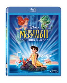 Walt Disney's Little Mermaid Part 2: Return To The Sea (Blu-ray)