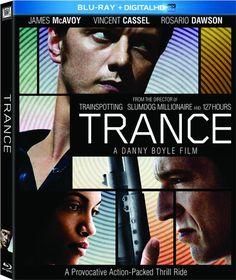 Trance (2013)(Blu-ray)