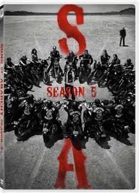 Sons Of Anarchy Season 5 (DVD)