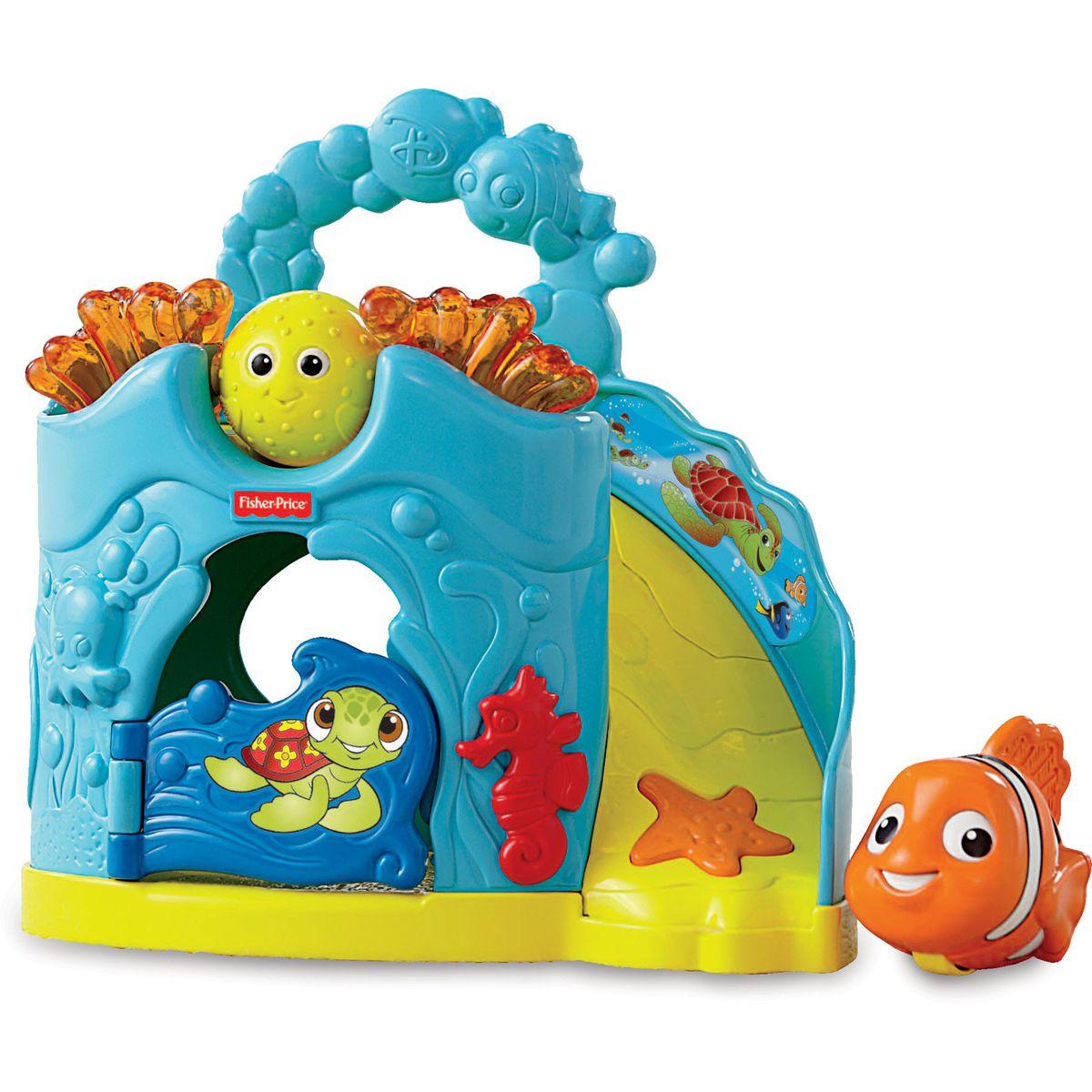 Fisher-price - Disney - Nemo Rolling Round Ramp | Buy Online in ...