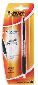 BIC Atlantis Medium Ballpoint Pen - Black