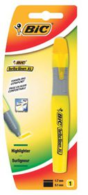 BIC Briteliner XL Highlighter - Yellow